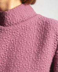 Handmade dusty pink